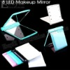 Makeup Compact beauty Cosmetic Mirror 8 LED Light Lamp DZ-161