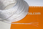 Transparent Pt100/pt1000 teflon silver jacketed wire