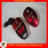 rose color computer mouse
