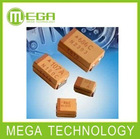 Tantalum capacitor 100UF 6.3V Type B 3528 package