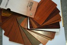 wood grain coating aluminium extrusion profiles for window and door frame