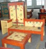Antique home furniture living room set
