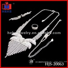 2012 fashion costume jewelry set