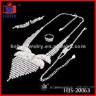 2012 fashion costume jewelry set