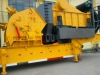 Mobile Crushing Work Free with Capacity of 50-400tph
