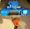 Electric wire rope pulling hoist