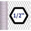 """Galvanized Chicken Wire 13mm (1/2"""") holes"""