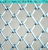 Hot sale Chain Link Fence covering (factory)