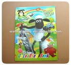 Children Cartoon Painting Book (WF-11016)