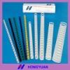 PVC material plastic comb customized