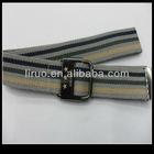 2011 hot sell webbing belt for men