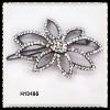 flower hair pin hair clip hairgrip H10495