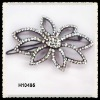 flower hair pin hair clip hairgrip H10495
