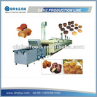 CE Proved Full Automatic Cake Making Machine