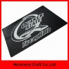 rubber soft pvc 3D small moq custom pvc door mat