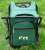 Picnic bag stool pack bag with stool for 2