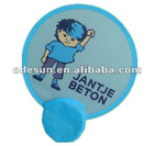 Advertising frabric frisbee