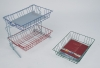Metal Basket,files basket,magazine rack