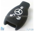 fashion silicone car key case