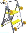 Steel Multi-purpose Ladder Trolley ML-903 with EN131