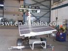 SWT Solar lighting tower