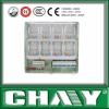 Transparent Electric Meter Box