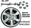 Diamond Car Stickers