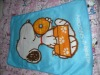 Stock Printed Polar Fleece Blanket