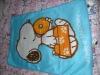 Stock Printed Polar Fleece Blanket
