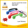 Hot Classical Rubber-Paint Anti-Radiation Retro Telephone Handset for HTC/Blackberry/ Iphone/ Nokia