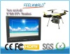 "Feelworld 8 ""HD FPV Monitor with 450cd/m brightness,AV,HDMI"