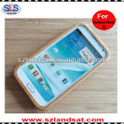 Factory direct sale wood case for galaxy note 2 n7100 BCS05