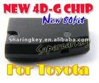 Original New Offer Toyota 80 bit G chip for New Model For All Key