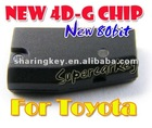 Original New Offer Toyota 80 bit G chip for New Model For All Key