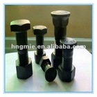 12.9 or 170 grade of Plow Bolt, Track Bolt and Segment Bolt