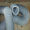 PVC coated aluminum hose