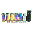 Racing wheel lock key nuts(rainbow)