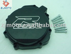 Black Billet Aluminum Stator Engine Cover for 2003-2005 Suzuki GSXR 600 750 1000