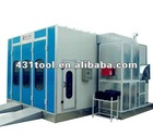 BZB-1000 Oil Burning car body paint spray booth