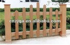 WPC garden / lawn fence,laminated fence WL04