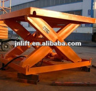small electric scissor lift with high quality
