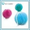 New Leader Hot Sell Pumpkin Net Bath Sponge Shower Puff