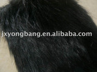 Knitted High Pile Jacquard Fake Fur Fabric