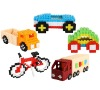 Plastic toy,educational toy,building block