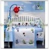 Printed cotton Baby Bedding set
