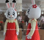 Great Discounts 2013 Fashion Rabbit Halloween Mascot Costumes Toy Story