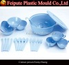 Feipute disposable plastic tableware mould /Disposable plastic Spoon mould /Disposable plastic bowl mould
