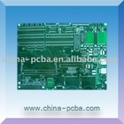 4-layer PCB with Impedance Control and 1mm Minimum Trace Size