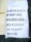 zinc ammonium chloride for paper making