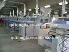Zig zag cotton machine production line